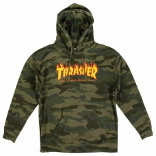 HANORAC THRASHER MAGAZINE CAMO